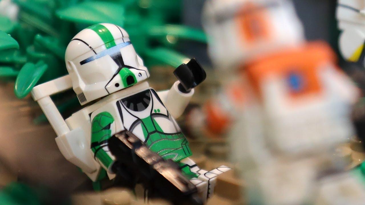 LEGO Delta Squad Assault on Kashyyyk from Republic Commando