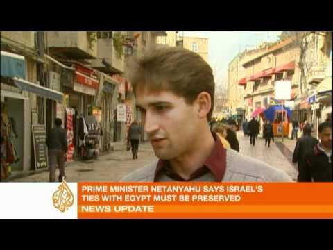 Egypt Under Israel's Spotlight