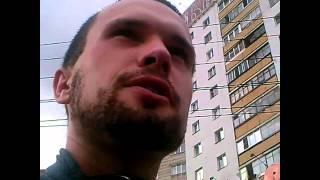 Путешественник Илья Фролов.Киров.начало.Пеший марш бросок Выборг Владивосток