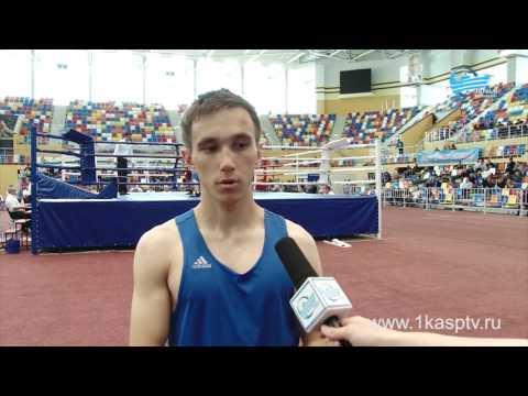 Финальные поединки Чемпионата Дагестана по боксу