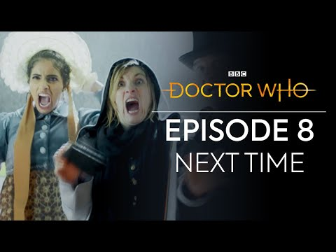 Episode 8 | Next Time Trailer | The Haunting of Villa Diodati | Doctor Who: Series 12