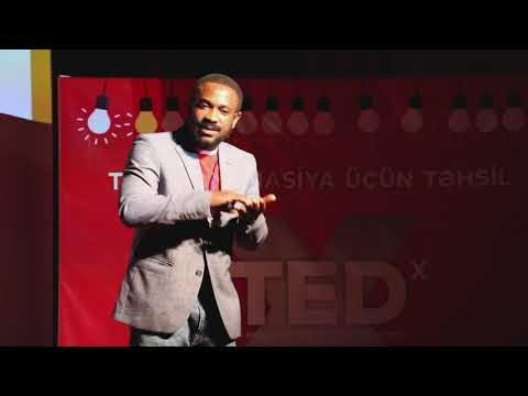 It is ok to be different: be outlier   Nick Nwolisa   TEDxYasamalED