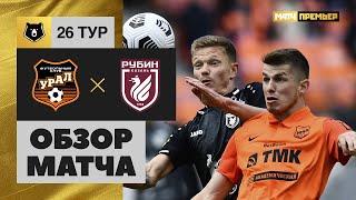 18 04 2021 Урал Рубин Обзор матча