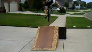 Bmx Ramp Video