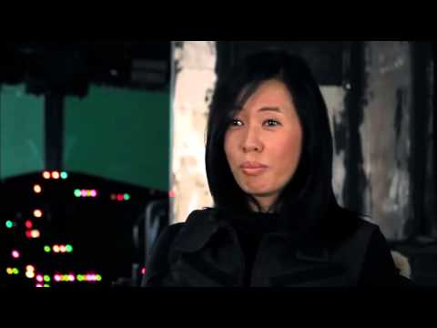 Yu Nan 'The Expendables 2' Interview! HD]