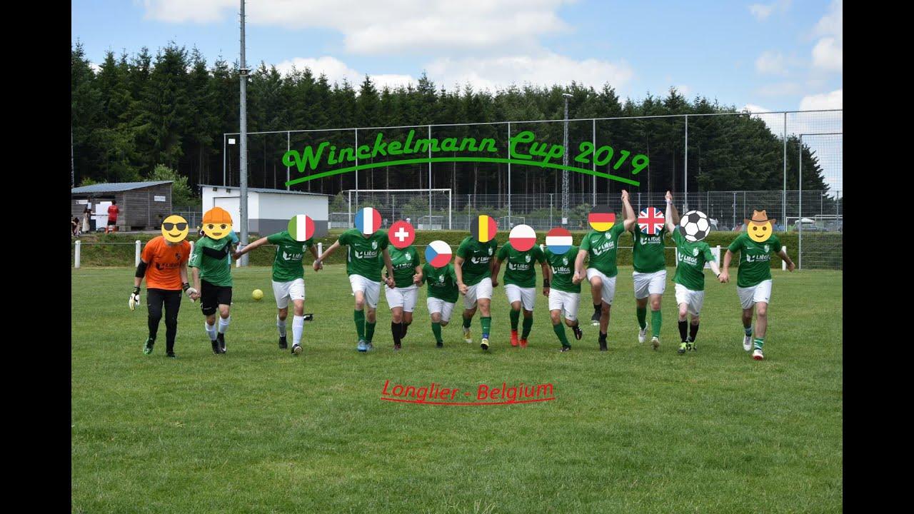 Winckelmann Cup 2019 - Longlier (Belgium)