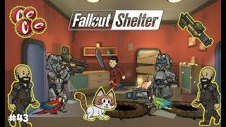 САМОЕ КРУТОЕ ЗАДАНИЕ И БЛИЗНЕЦЫ JERICHO - Fallout Shelter #43