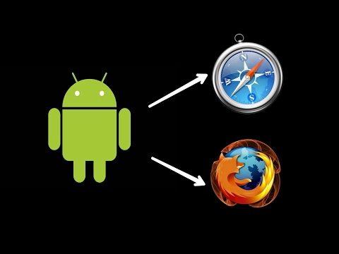 How To Install Safari And Firefox On Android