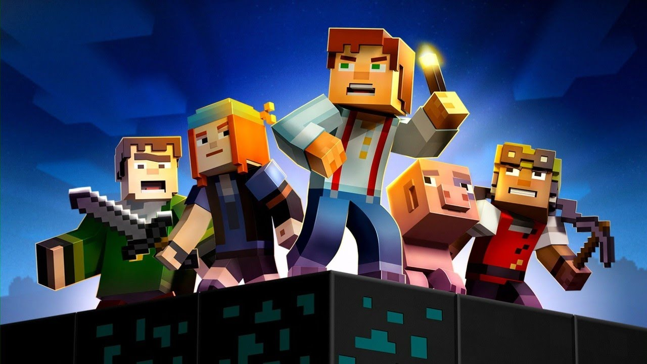 download minecraft story mode full crack