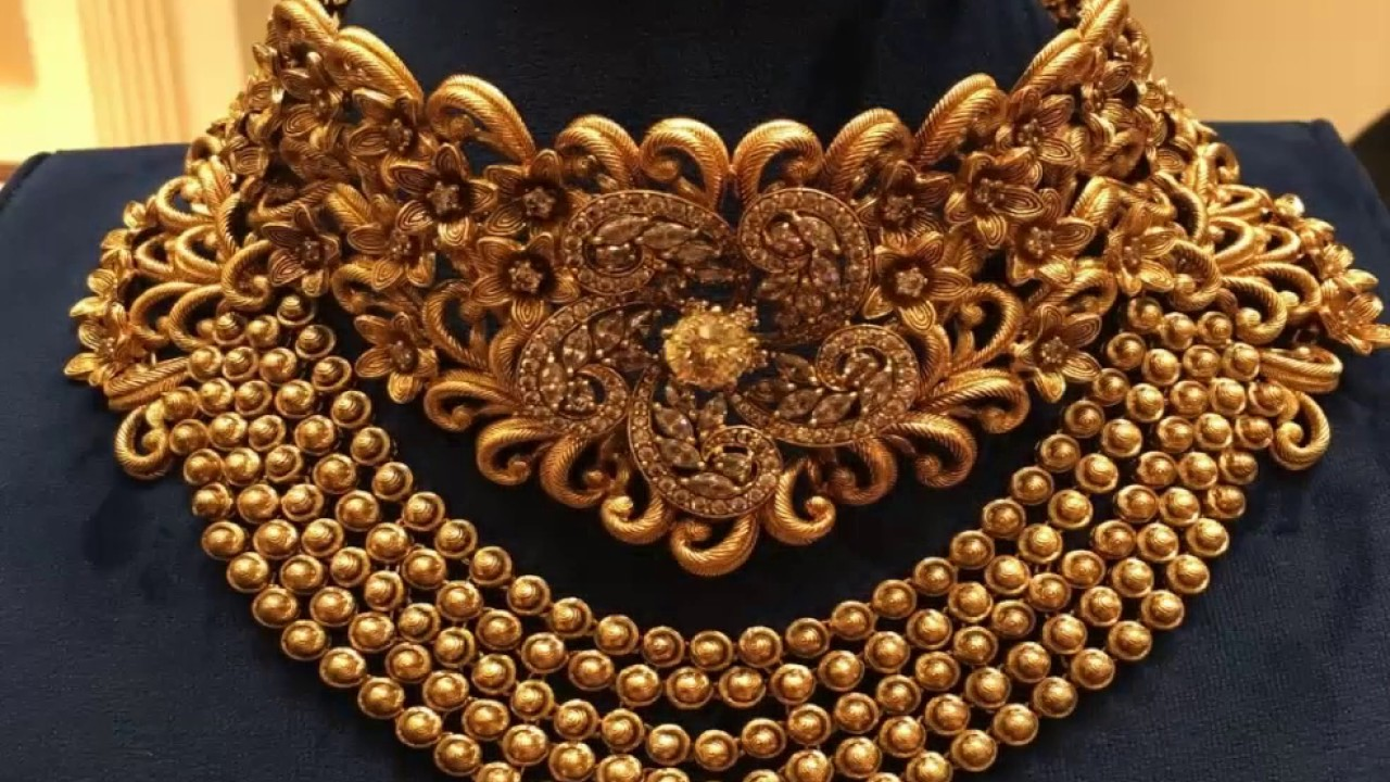 Chokar Sets Heavy Bridal Jewellery Indian Style Jewellery