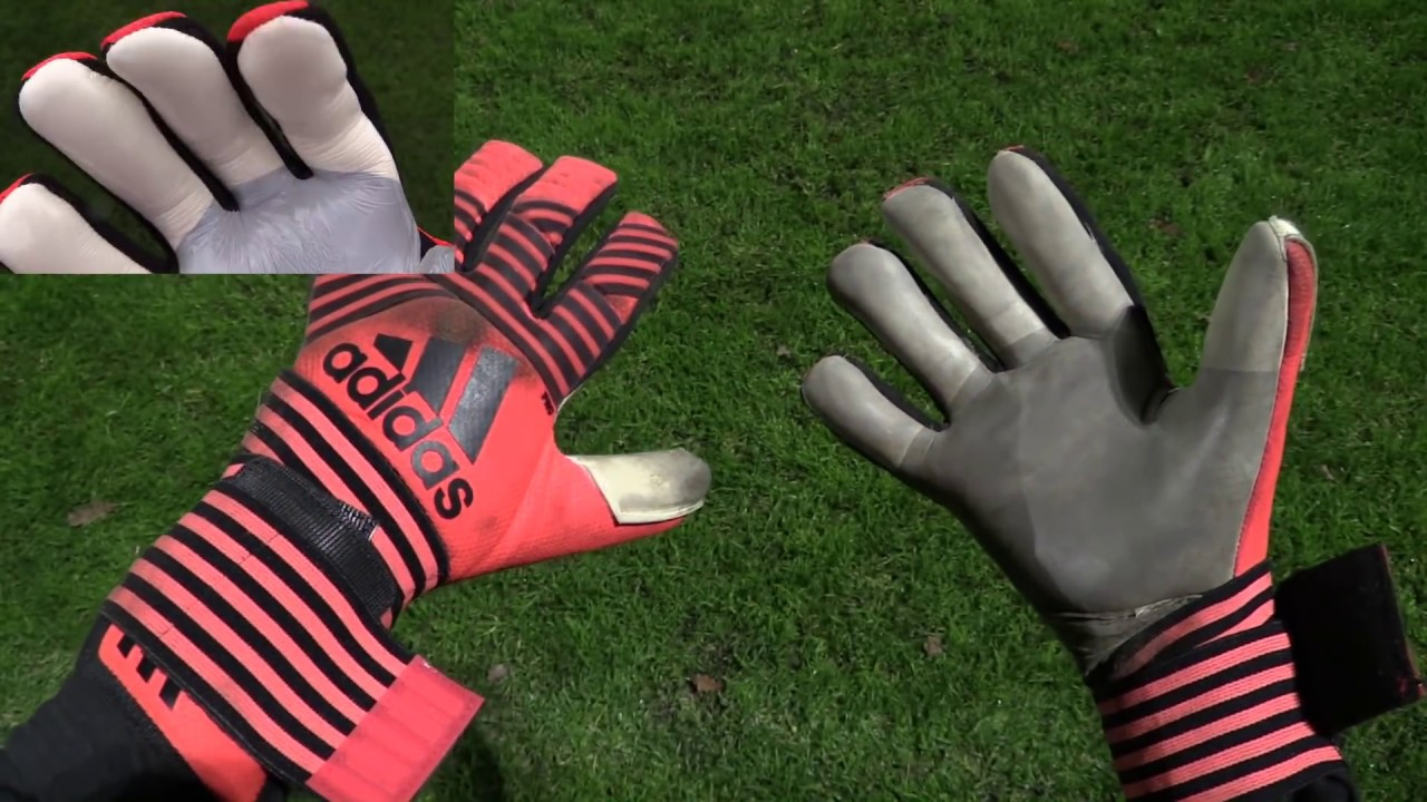 new concept bfc46 ba326 Goalkeeper Glove Review: Adidas Ace Trans Pro Pyro Storm