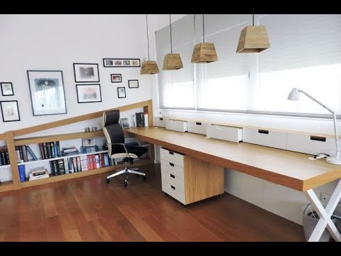 Work Room Design Concept