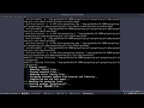 How to install i3 on Arch Linux | ERiK DuBoiS