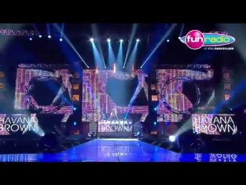 HAVANA BROWN LIVE PERFORMANCE @ STARFLOOR PARIS 2012