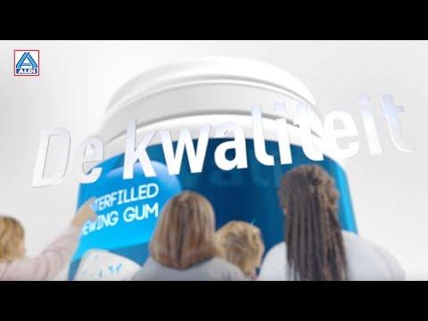 ALDI België - Freshlife kauwgom