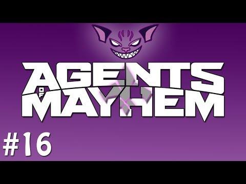 Agents of Mayhem Playthrough - Part 16 - Working in Concert - Agents of Mayhem Gameplay