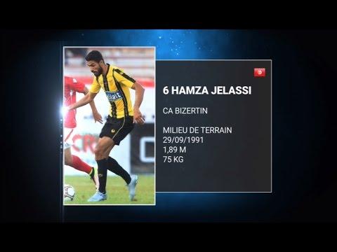 Hamza Jelassi - 2015 & 2016