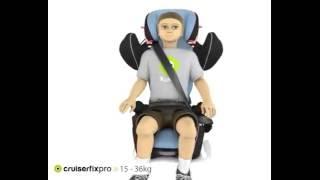 Детское автокресло Kiddy Cruiserfix Pro в интернет магазине Bebe-market.com.ua!(, 2016-06-20T11:07:08.000Z)