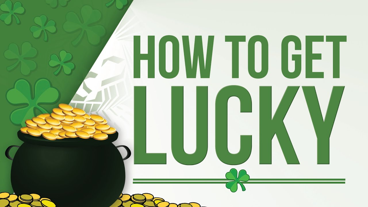 How to Get Lucky - Patrick Bet-David