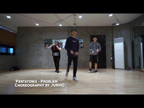 JUNHO Class | Pentatonix - Problem | Soul Dance School 쏘울댄스