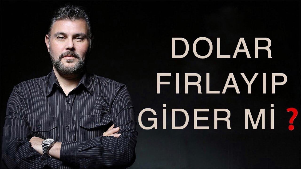 Murat Muratoğlu: DOLAR FÜZE GİBİ FIRLAYACAK
