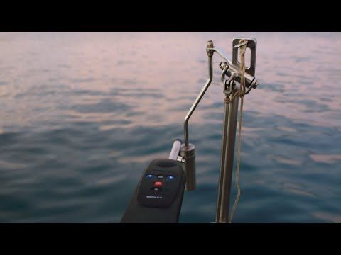 Yacht Self-Steering System for all Conditions - 5 Minute Free Range