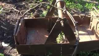 ковш грейфер для чистки колодца обзор. Handmade(видио как работает по ссылке https://www.youtube.com/watch?v=z9tIo1H6alI., 2014-06-21T15:45:29.000Z)