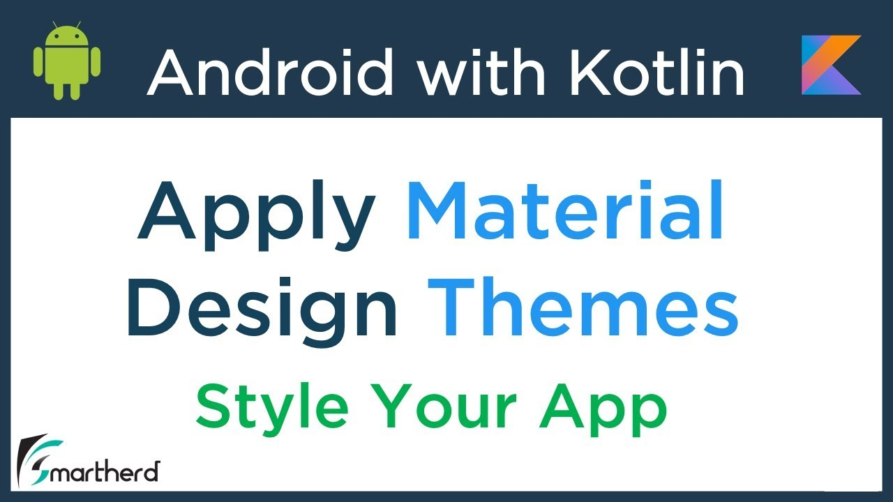 Android material themes made easy with appcompat.