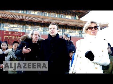 China, France sign huge trade deals