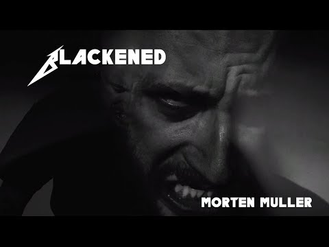 Blackened - Meshuggah Version (Metal Cover by Morten Müller)