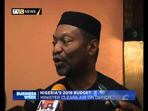 Business Week | A look at Nigeria's 2016 Budget | TVC NEWS