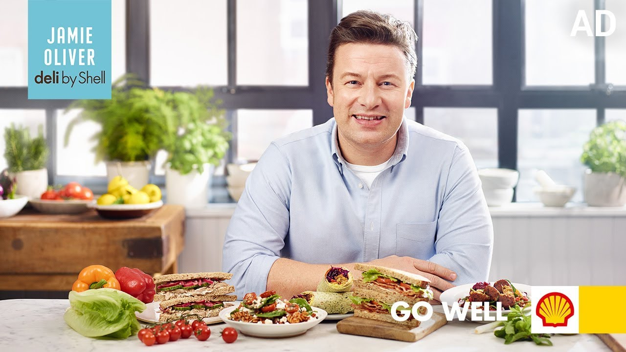 Sandwich Classics Remixed | Jamie Oliver Deli by Shell | AD