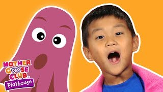 Blanket Monster + More | Mother Goose Club Dress Up Theater
