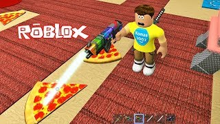 Roblox Pizza Tycoon 2 - Cooking Pizza With Laser Blasters ! || Roblox Gameplay || Konas2002