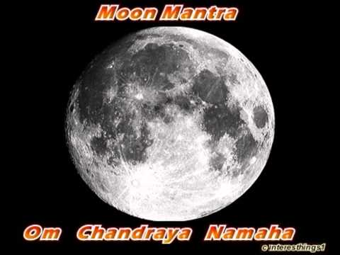 Moon Mantra 108 Times
