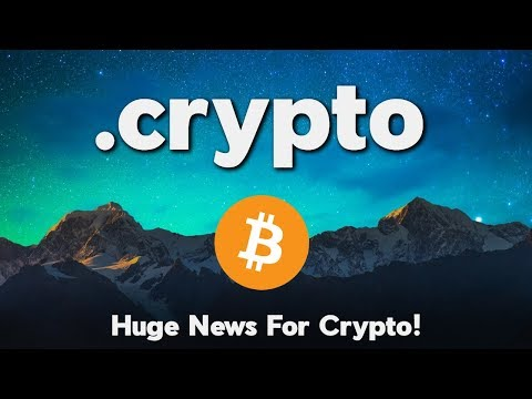 📣 .Crypto Domains Are Here! And You Need One: Unstoppable Domains