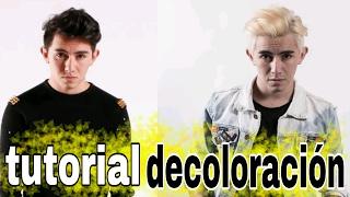 Justin Bieber Tutorial peinado y color de cabello | (Cambia tu look) | #SoyBlondie