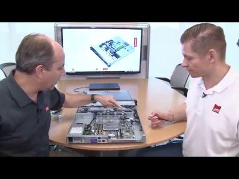 Lenovo System x3250 M6 Video Walkthrough