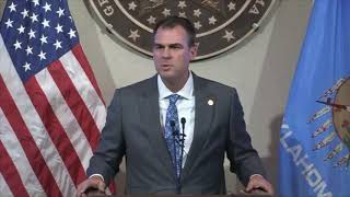 Stitt dismisses idea of closing down economy as cases continue to surge