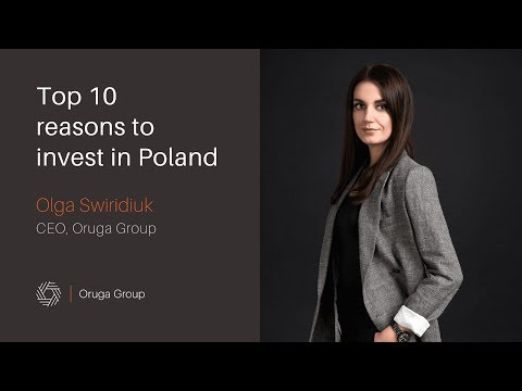 Top 10 reasons to invest in Poland