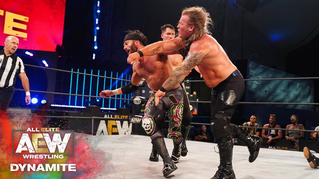 Download WAIT UNTIL YOU SEE WHAT HAPPENED AT THE END OF THE MAIN EVENT   AEW DYNAMITE 6/17/20