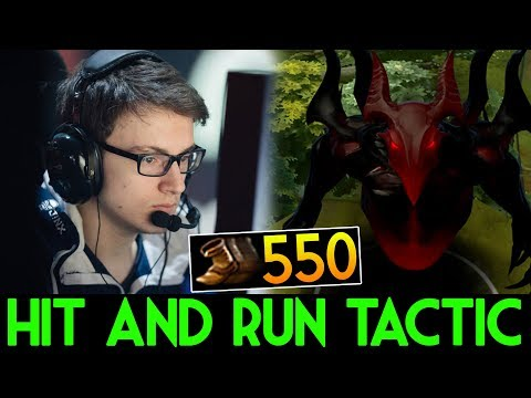 Miracle- Dota 2 7.07 [Shadow Fiend] HIT AND RUN TACTIC | TALENT REWORK