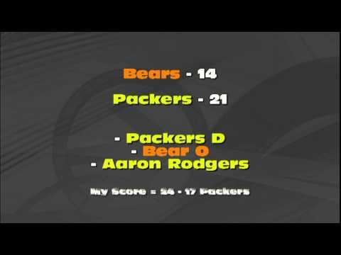 2010/11 NFL Playoffs - Championship Round Review