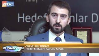 AbdulKadir Biber - Atv Avrupa İş Dünyası Programı