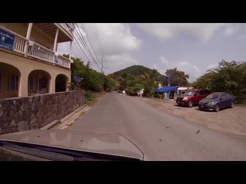 Driving St John USVI - Touring The Entire Island (Cruz to Coral)