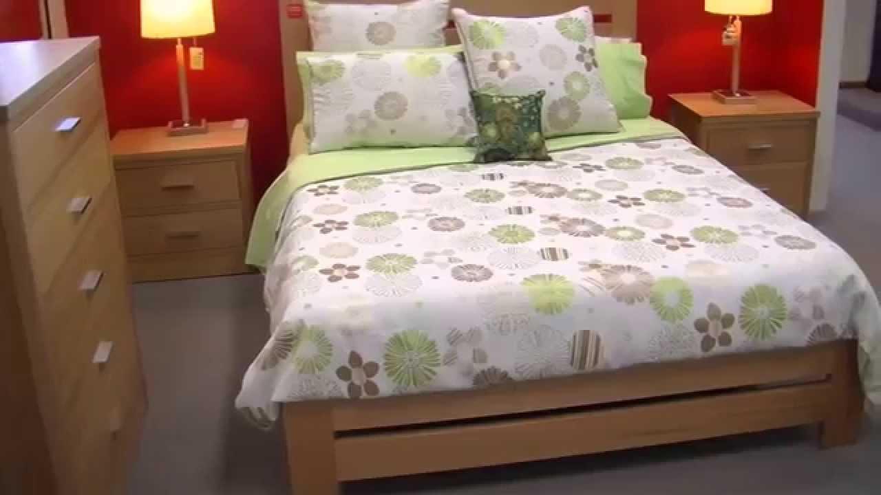 Bedroom Suite Forty Winks Furniture Springwood