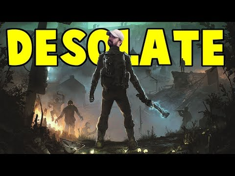 NEW Survival Horror Game | Desolate | First Look