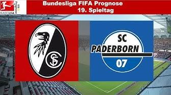 Bundesliga FIFA Prognose | 19.Spieltag | SC Freiburg - SC Paderborn 07