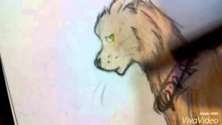 Как рисовать котов воителей(Мое первое видео не судите строго), 2015-09-28T15:34:14.000Z)