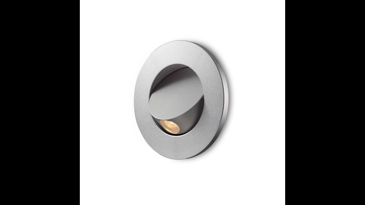 Elegante Recessed Led Reading Light Wall Mounted